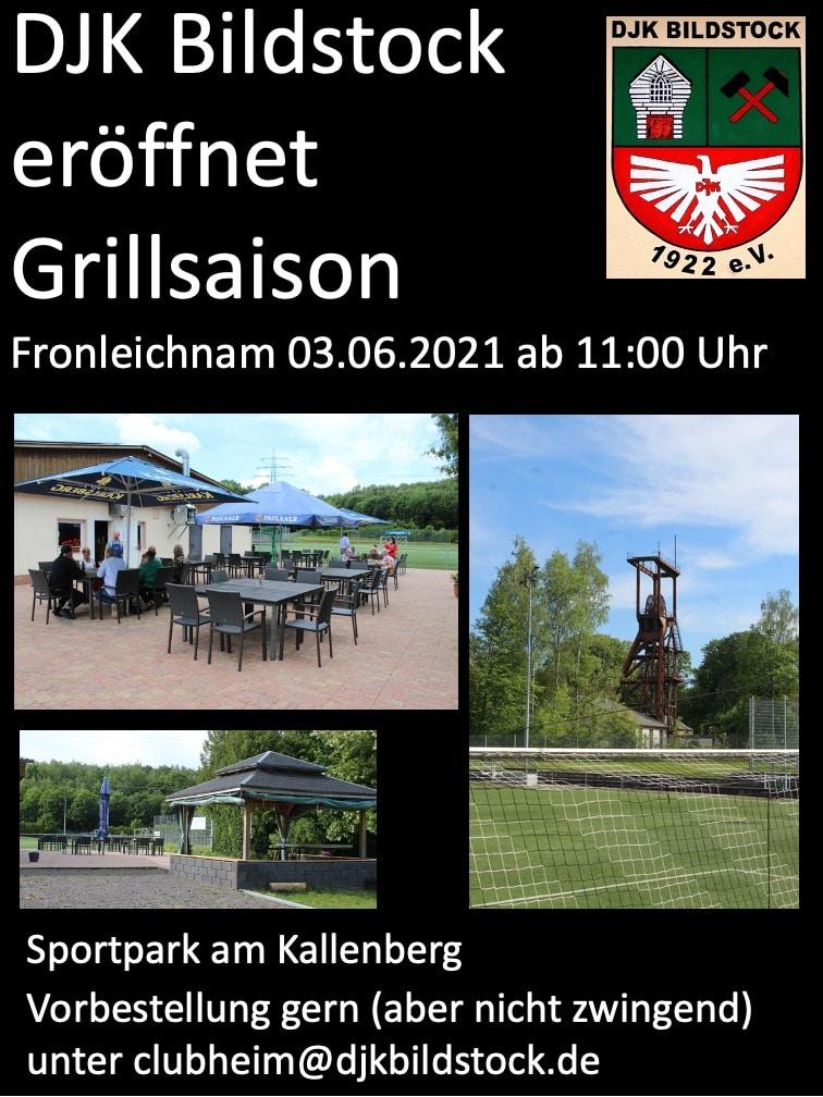 Plakat Grillen 06 2021