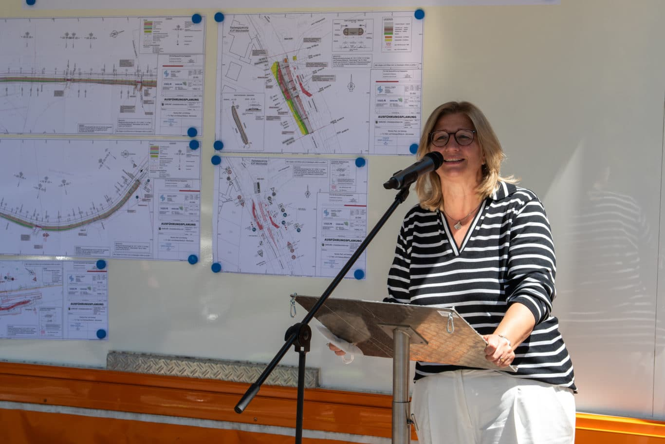 Wirtschaftsministerin Anke Rehlinger