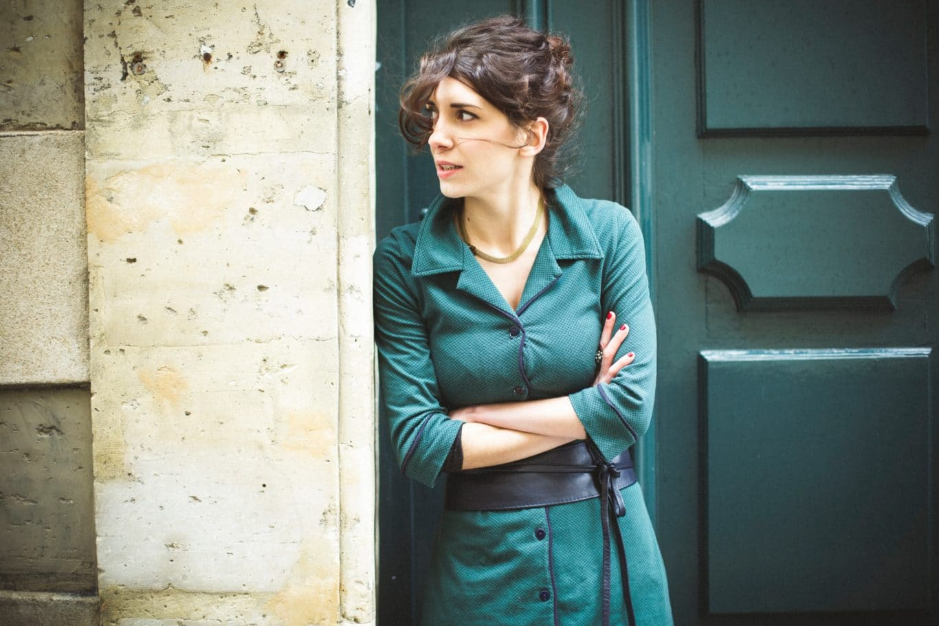 Marie Baraton by Vincent Leclerc