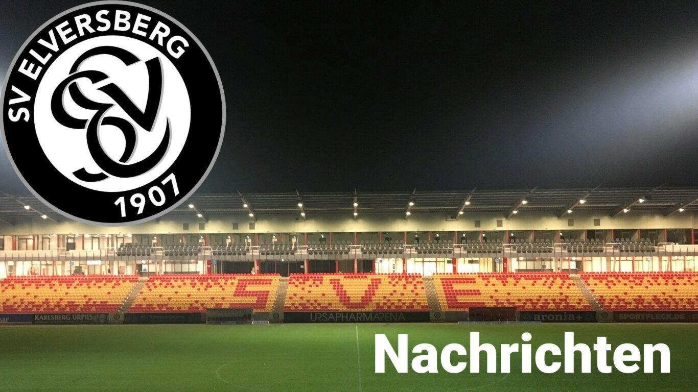 Aktuelle Nachrichten der SV Elversberg