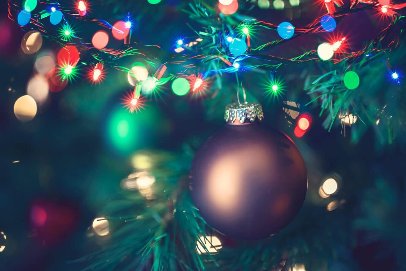 christmas tree PX6RD6Z