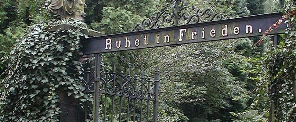 Friedhof Alt-Saarbrücken