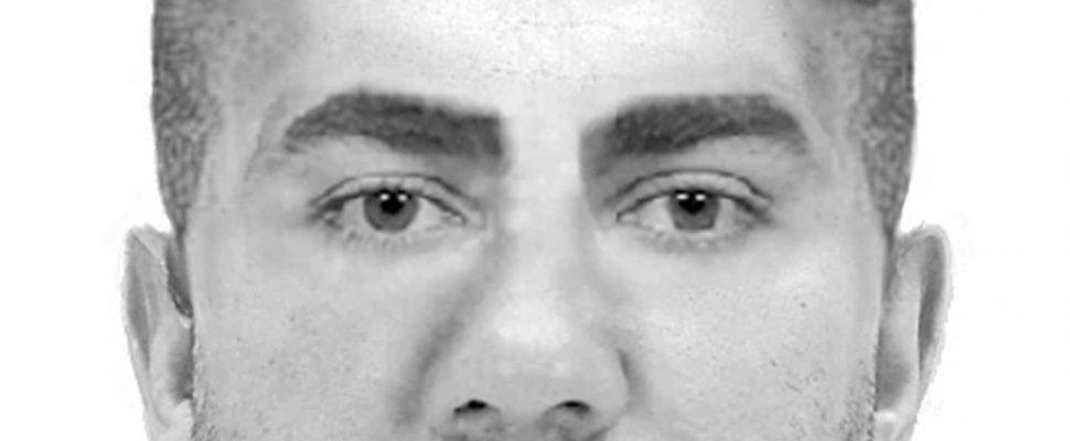 Lichtbild des Tatverdächtigen | Bild: Polizei Saarland