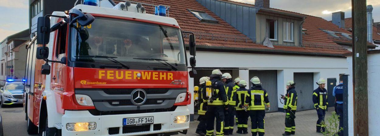 Gasaustritt bei Deutschlandspiel