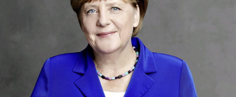 Angela Merkel, Bundeskanzlerin | Bild: CDU/Laurence Chaperon