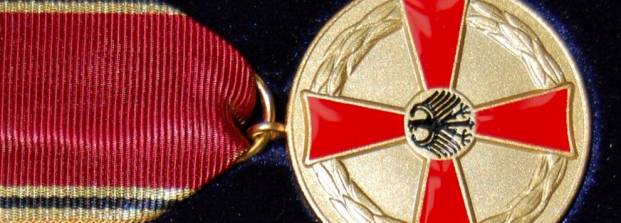 Verdienstmedaille des Verdienstordens der Bundesrepublik Deutschland