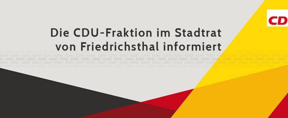 CDU Friedrichsthal