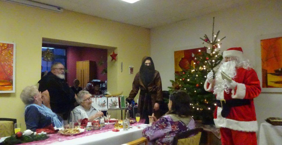 Awo Weihnachtsfeier Friedrichsthal 2019