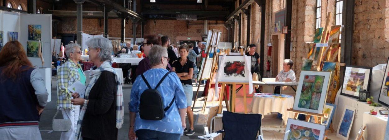 4. Kunstwerkstatt in Landsweiler Reden