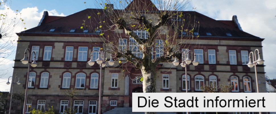 Friedrichsthal informiert