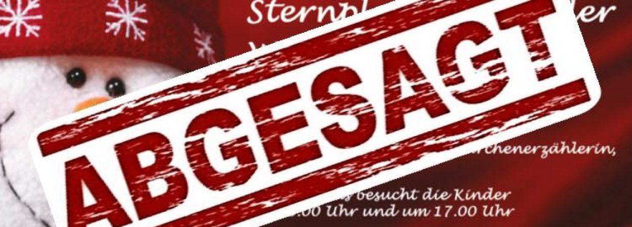 Der Hofer Weihnachtsmarkt ist abgesagt | Bild: Hofer Buwe e.V. Facebook