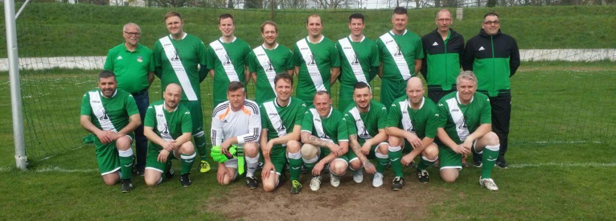Die Alten Herren vom SC Friedrichsthal