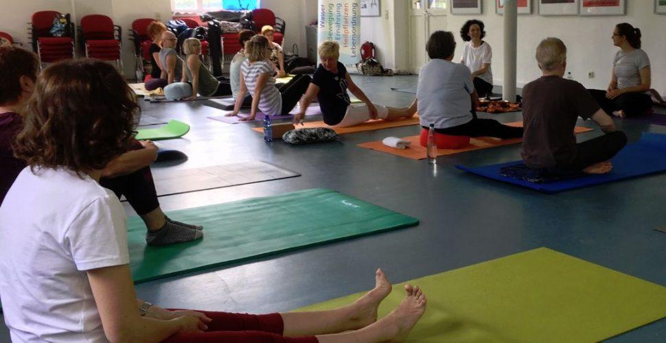 Yoga Workshop Kneipp-Verein