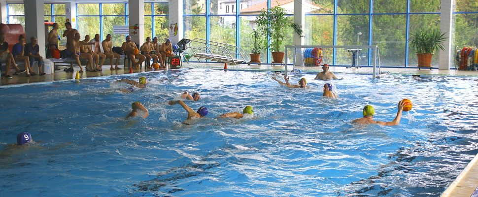 Friedrichsthal water polo player
