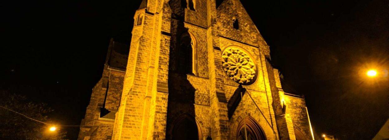 Kirche St. Josef Bildstock