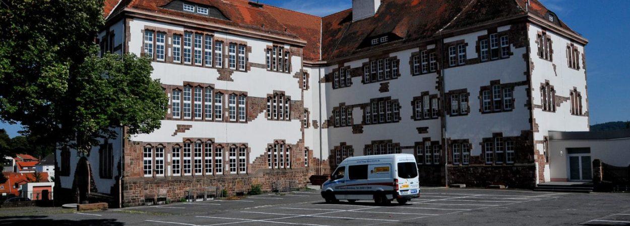 Ludwigsschule St. Ingbert / Bild: Haßdenteufel