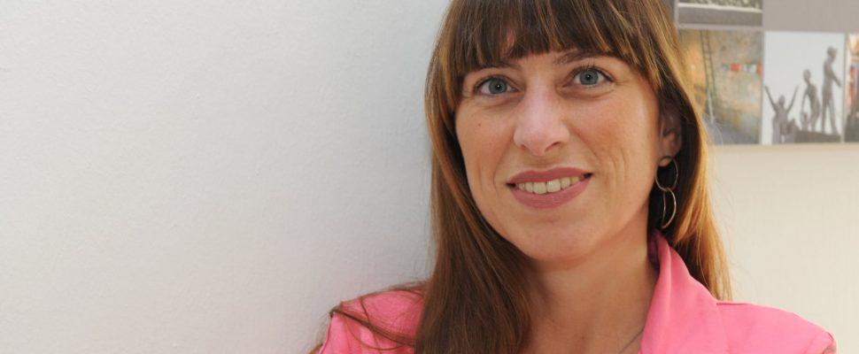Mirjam Altmeier-Koletzki ist die neue Frauenbeauftragte des Regionalverbands   Bild: Stephan Hett / Regionalverband