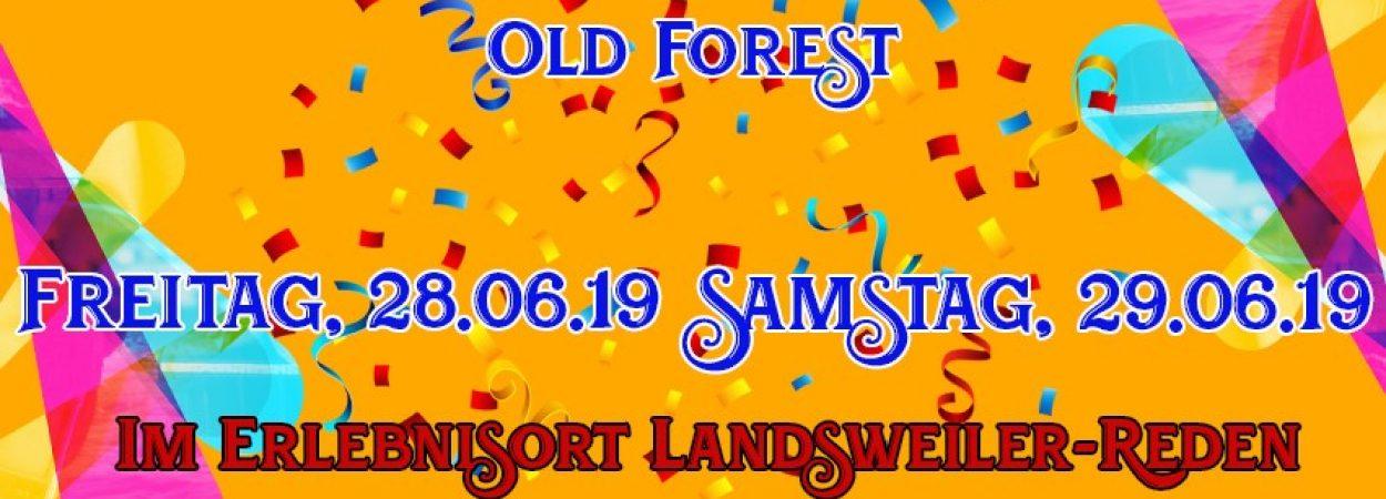 Old Forest Funfair Festival