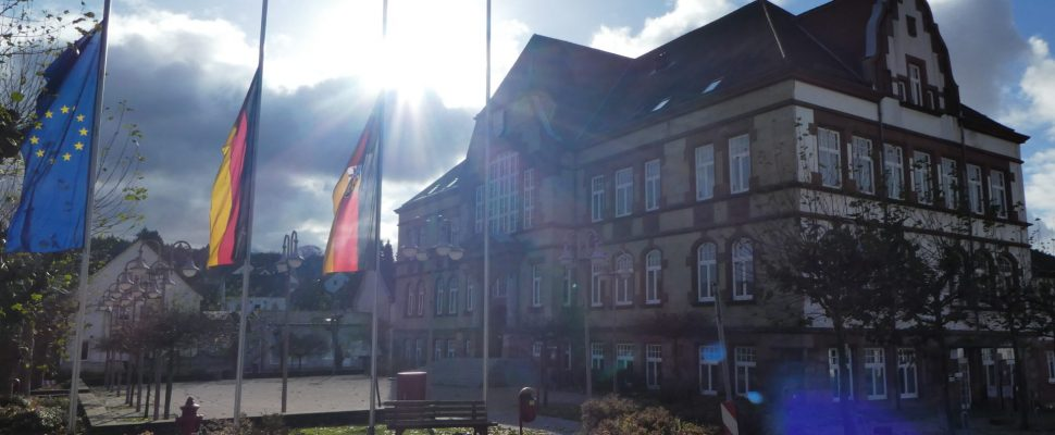 Rathaus Friedrichsthal