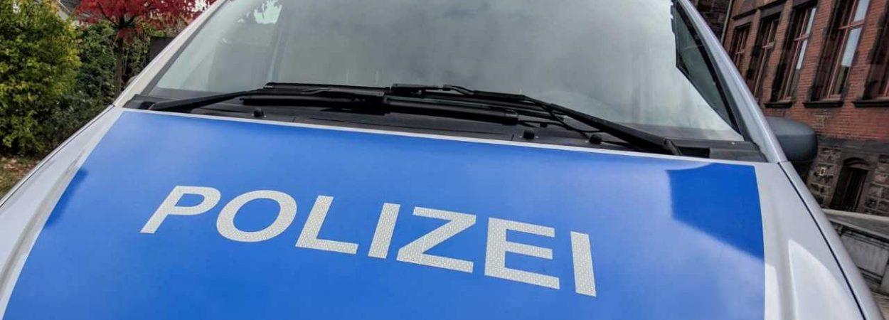 Aktuelles von der Polizei