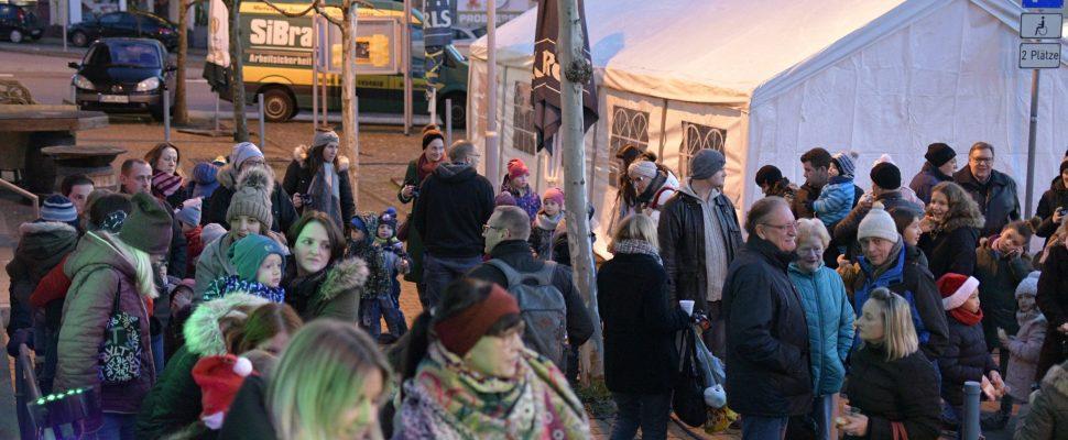 10º mercado navideño de Friedrichsthal-Bildstock