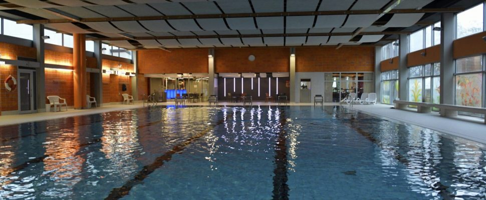 Indoor swimming pool Sulzbach