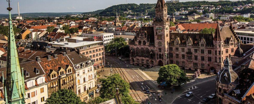 Das neue Saarbrücker Rathaus