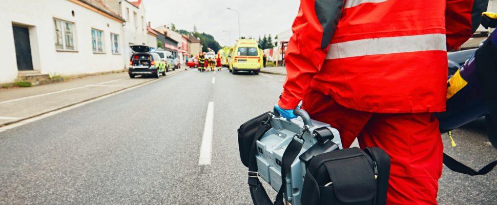 Sanitäter, RTW, Rettungswagen