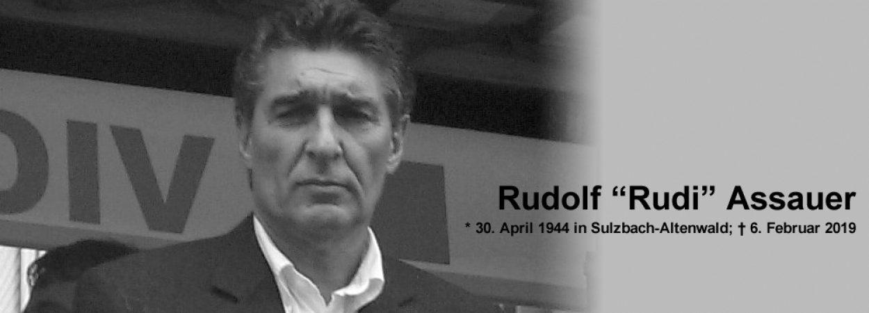 Managerlegende Rudi Assauer aus Sulzbach-Altenwald (2002) | Bild: Produnis / Wikipedia