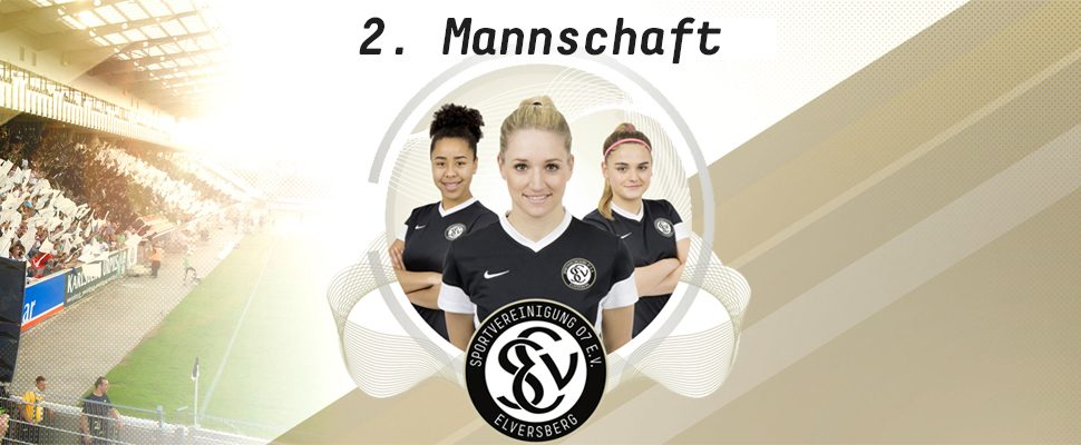 News from the 2nd team of SV 07 Elversberg - Women's Football Department Picture: SV 07 Elversberg