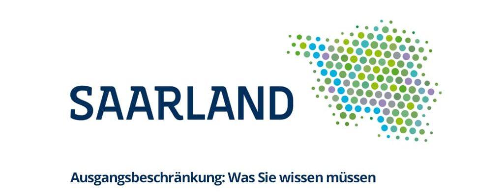Ausgangsbeschränkung im Saarland, was Sie wissen müssen