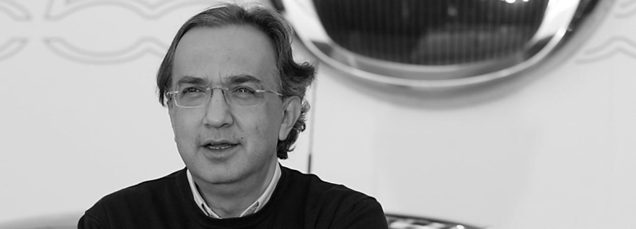 Der verstorbene Chef von Fiat / Chrysler, Sergio Marchionne, Bild: Dgtmedia - Simone