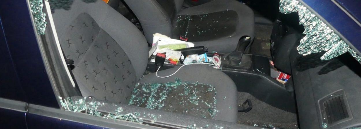Diebstahl aus Skoda Fabia | Bild: Polizei Merzig