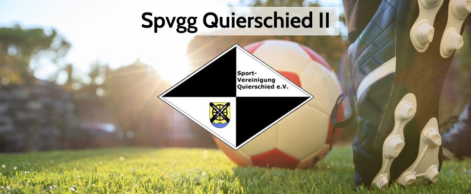 News from Spvgg Quierschied 2