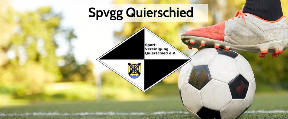 News from Spvgg Quierschied