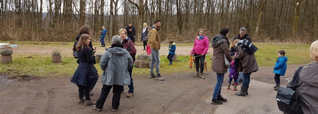 TV Bildstock Osterwanderung