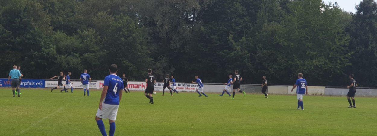 Testspiel Hellas 05 Bildstock 2 - Oberbexbach 2