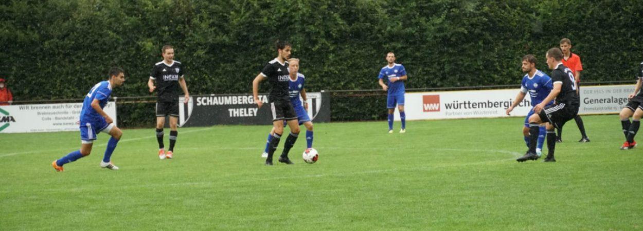 VfB Theley - Hellas 05 Bildstock