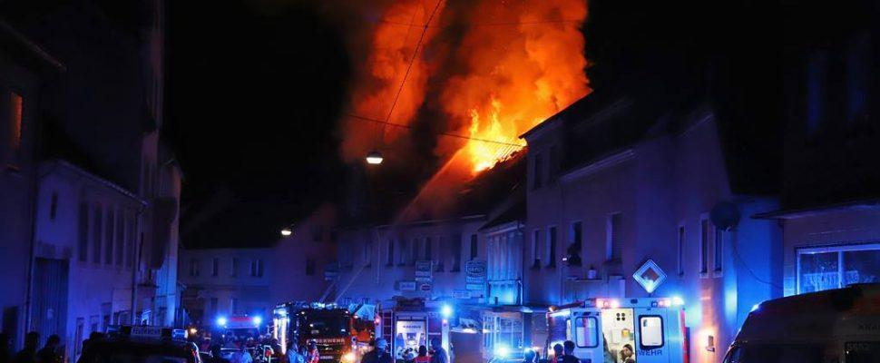 Wiebelskirchen fire