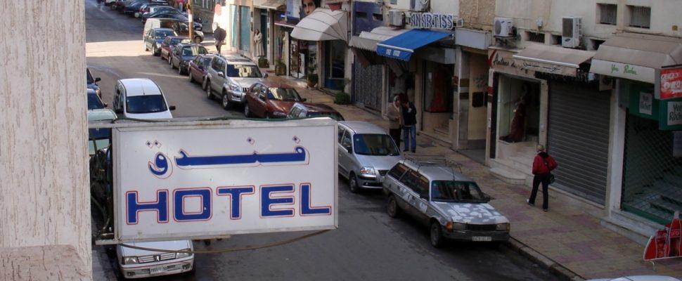 Hotel in Marokko, über dts