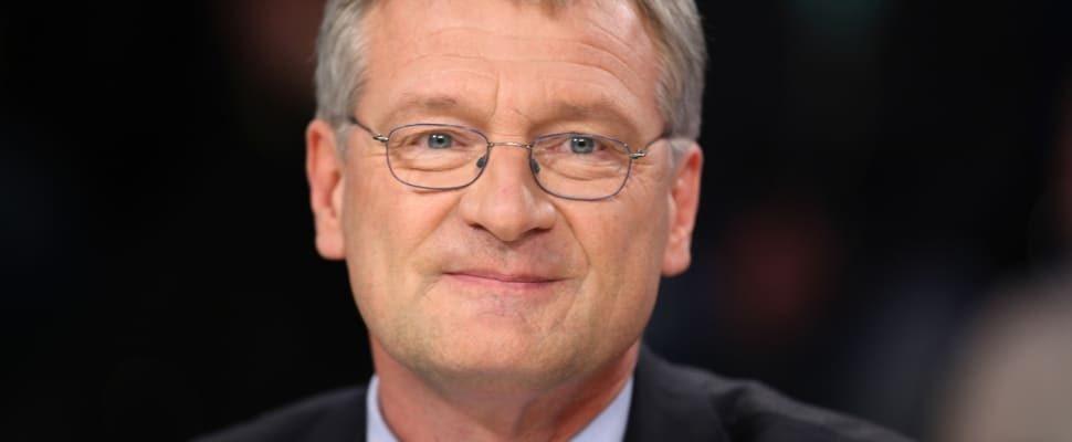 Jörg Meuthen, about dts