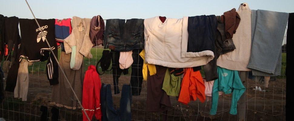 Campamento de refugiados, sobre dts