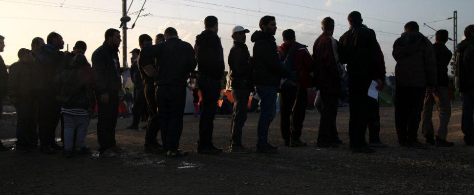 Flüchtlinge, über dts