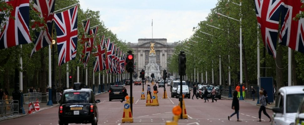 Buckingham Palace, über dts