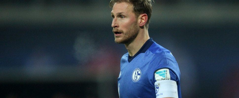 Benedikt Höwedes 2016 als Schalke