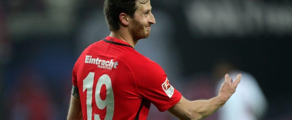 David Ángel Abraham (Eintracht Frankfurt), über dts