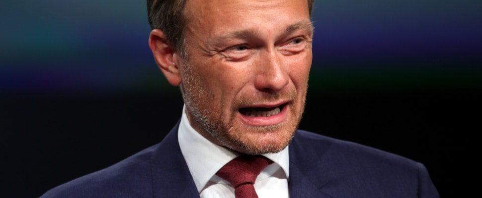 Christian Lindner, über dts