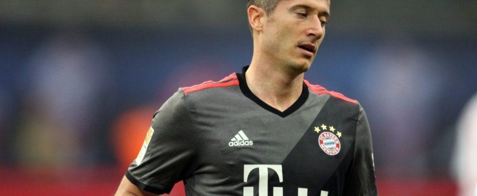 Robert Lewandowski (FC Bayern), über dts
