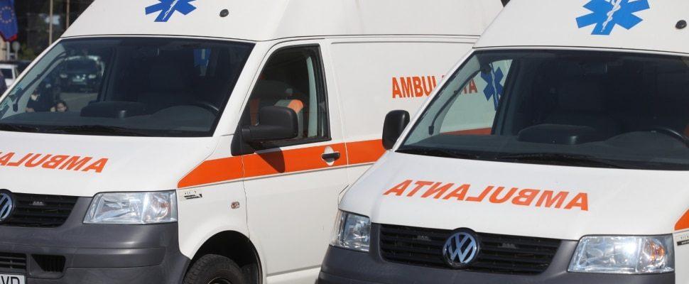 Rettungswagen in Rumänien, über dts