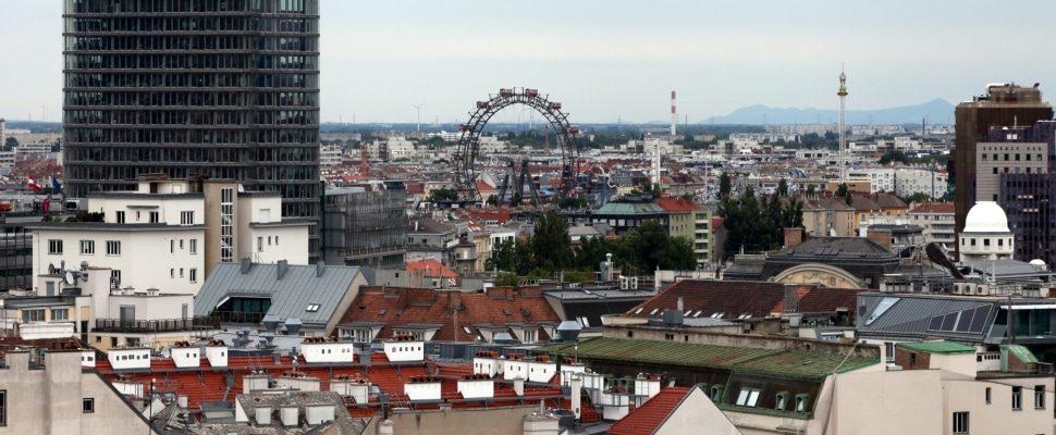 Viena, Austria, vía dts